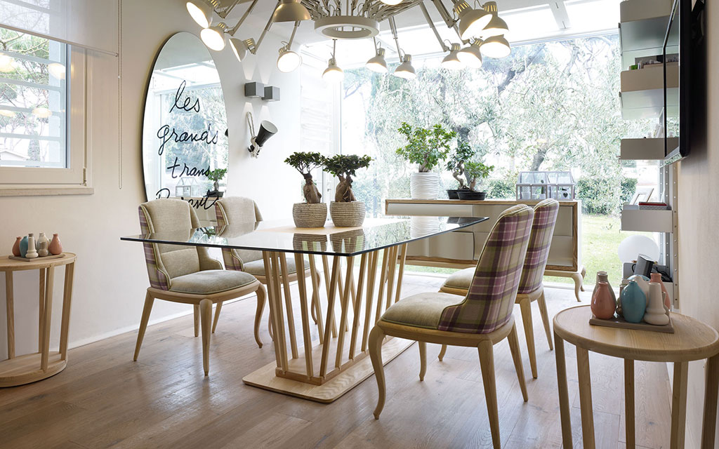Mobili contemporanei - Volpi, lo stile in casa.