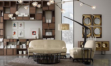 Mobili contemporanei volpi lo stile in casa for Disegni di mobili contemporanei